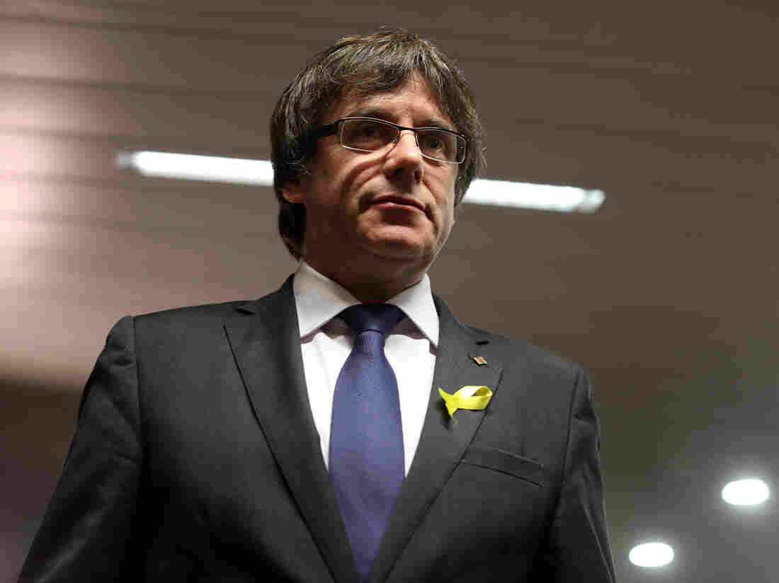 Puigdemont abandons bid to reclaim Catalan presidency