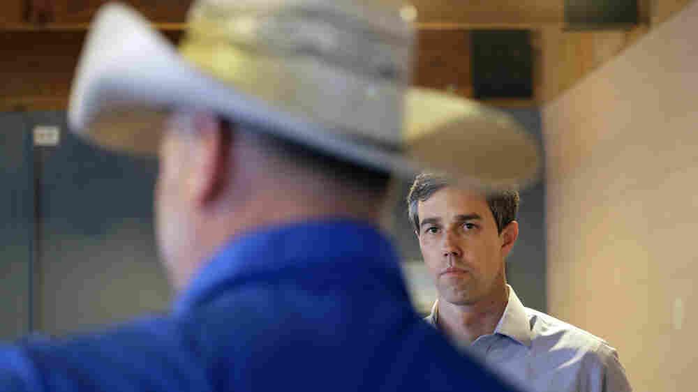 Texas Democrat's Underdog Bid To Unseat Ted Cruz Picks Up Momentum