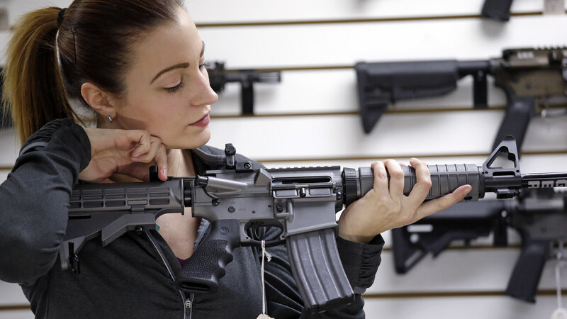 where does the supreme court stand on guns from fraud to