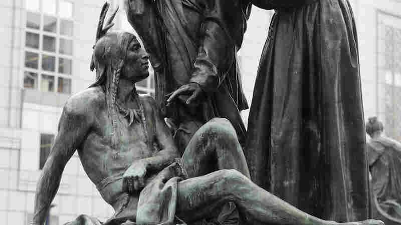 San Francisco To Remove 19th Century Statue Critics Say Degrades Native Americans
