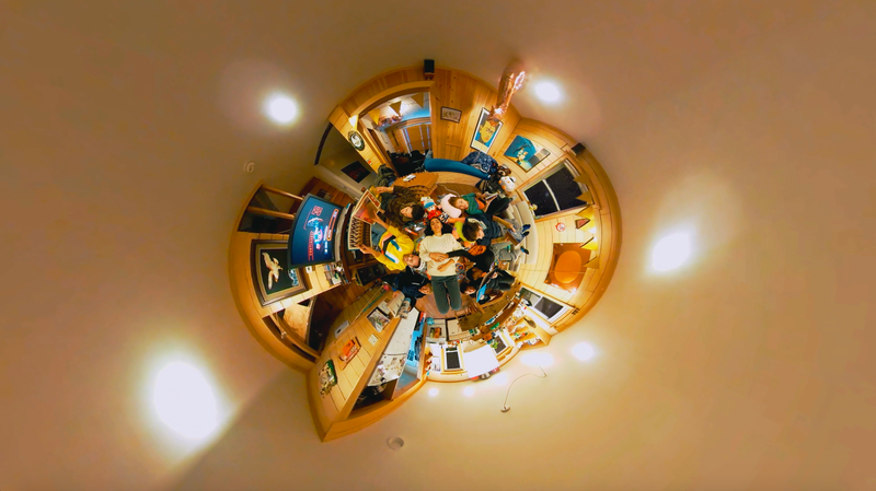 Take A 360-Degree Trip In Crumb's Psychedelic 'Locket' Video