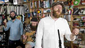 Alex Clare: Tiny Desk Concert