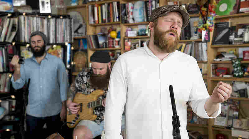 Alex Clare: Tiny Desk Concert