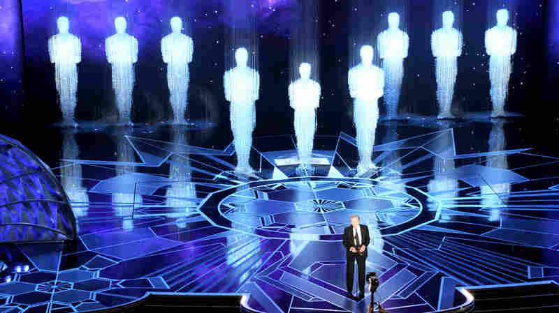Oscars TV Ratings Fall, Again