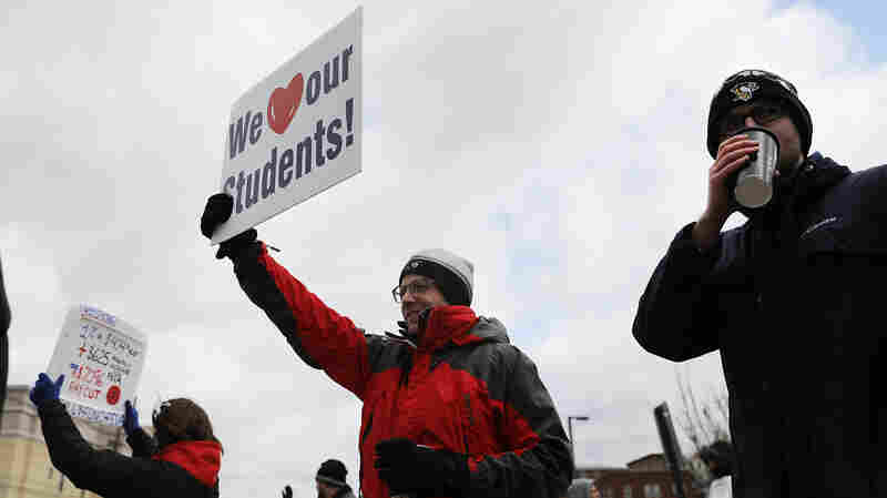 'We Have Reached A Deal': West Virginia Teacher Strike Set To End With Pay Raise