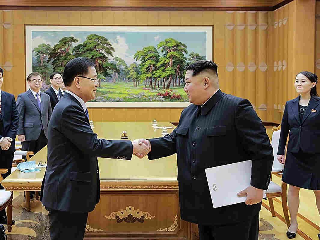 Trump says he believes North Korea is 'sincere'