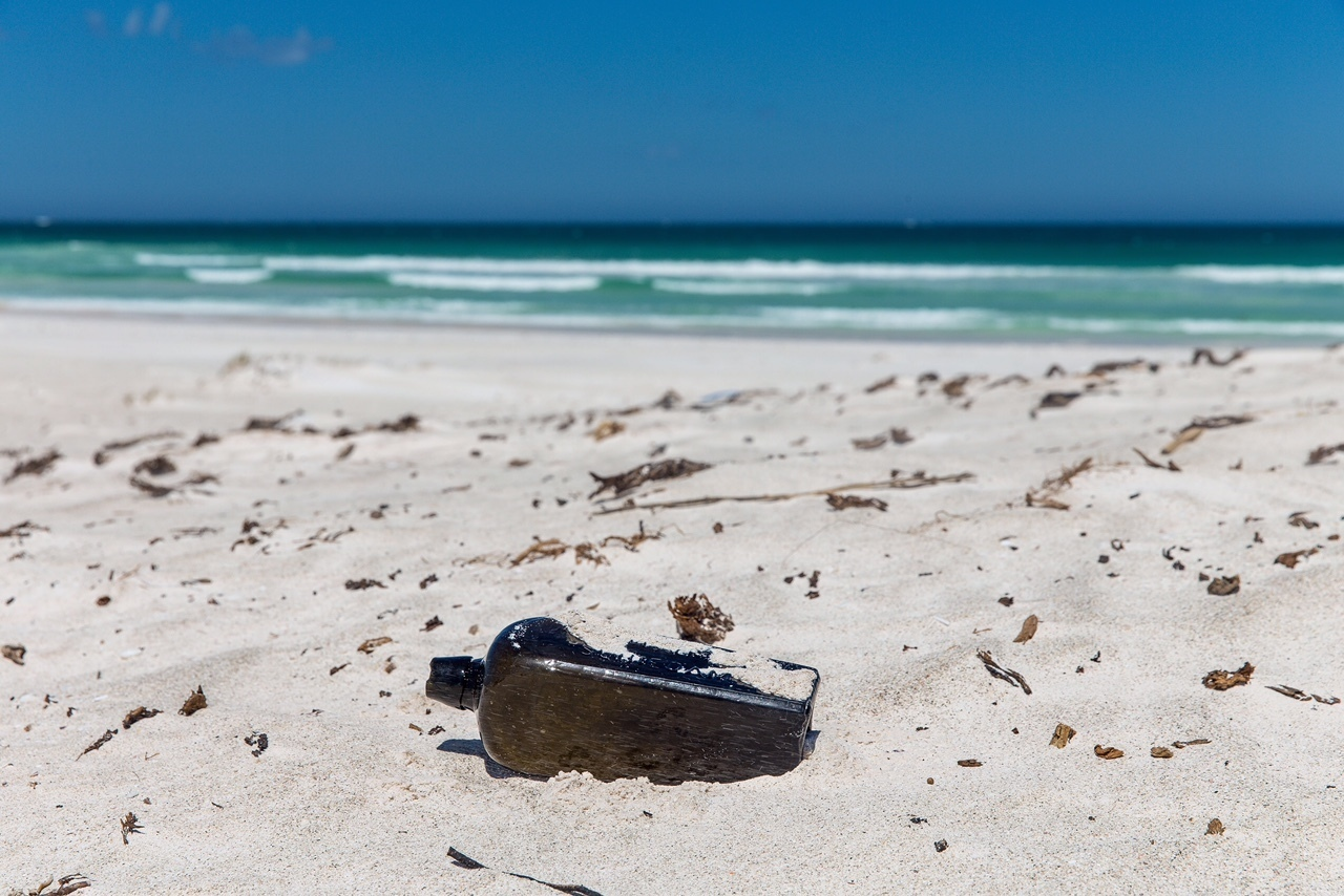 World's oldest message in a bottle discovered in Australia, sent from Germany