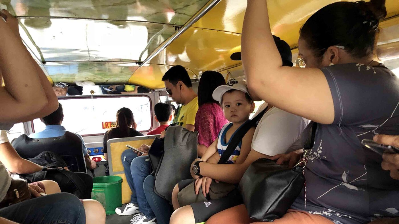 A Push To Modernize Philippine Transport Threatens The Beloved