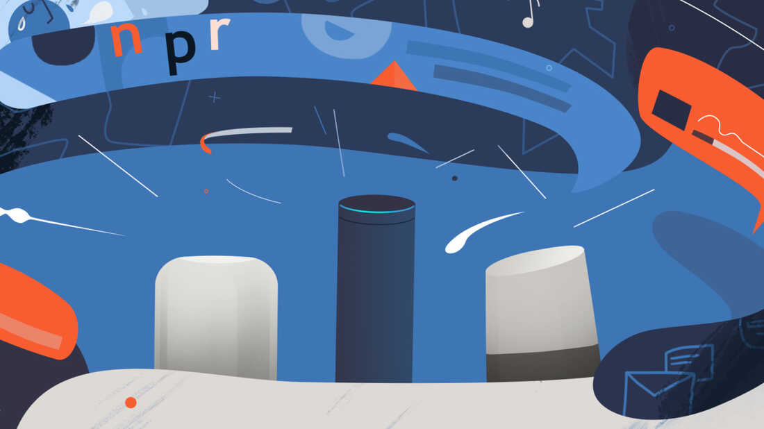 Smart Audio Landing Page Image