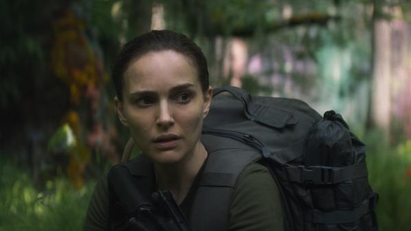 Natalie Portman plays Lena in Alex Garland
