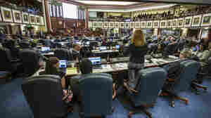 Families Of Parkland Shooting Victims Urge Legislature To Pass Gun Package