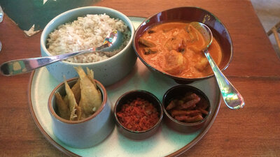 Indian food npr an ode to leftover curry the next day treasure of coastal india forumfinder Image collections
