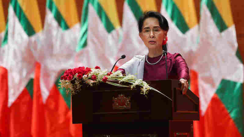 U.S. Holocaust Museum Rescinds Human Rights Award From Aung San Suu Kyi