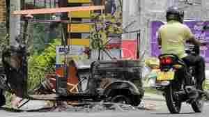 Sri Lanka Declares Emergency Amid Buddhist Attacks On Minority Muslims