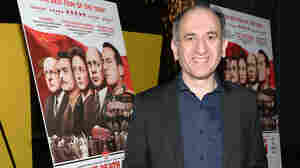 If It's Awkward, 'My Instinct Is To Make Fun Of It,' Says Armando Iannucci
