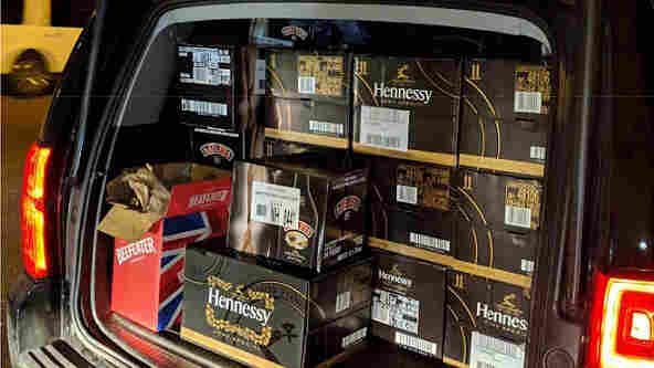 Why Are New Hampshire's Tax-Free Liquor Stores Selling So Much Hennessy?