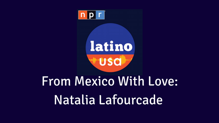 Mexico's own Natalia Lafourcade continues her tribute to Latin American folklore with her latest album.