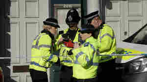 21 People Are Treated After Nerve-Agent Attack On Ex-Spy, U.K. Police Say