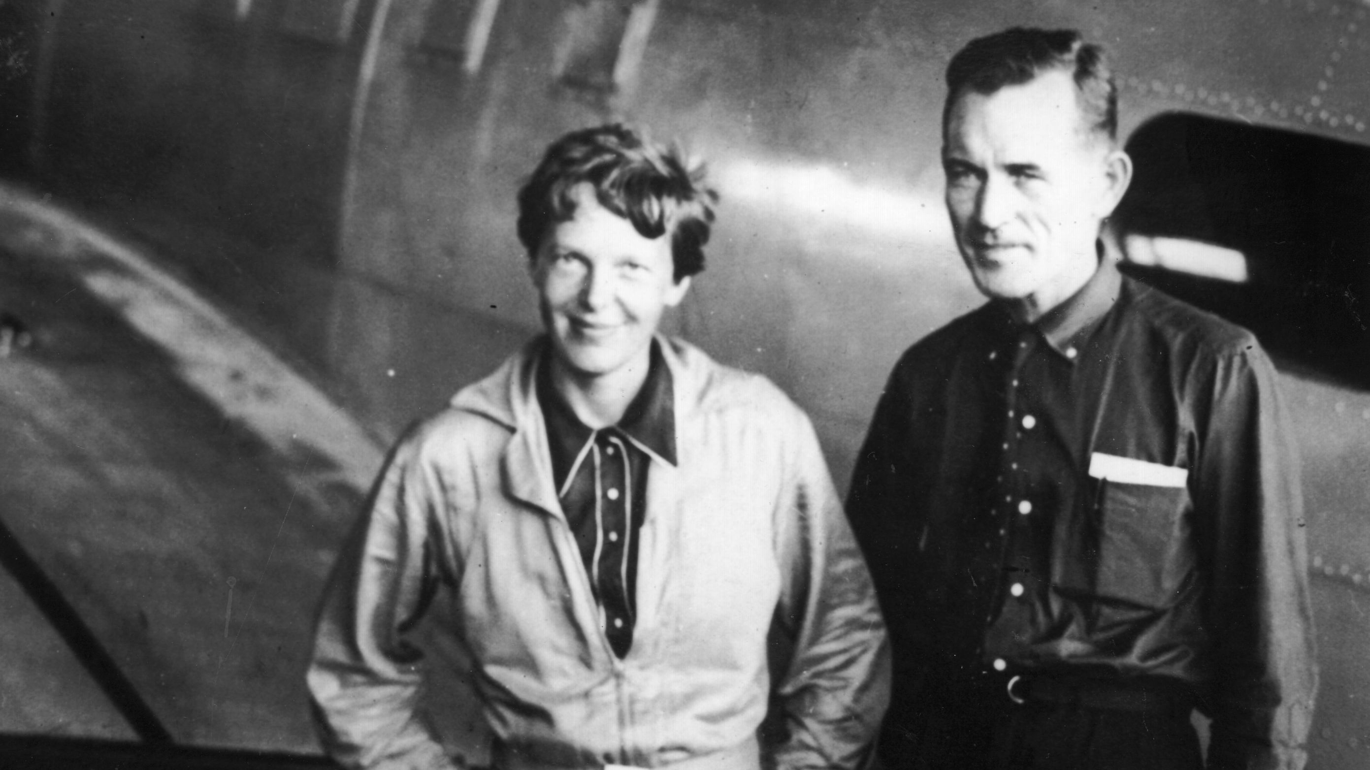 Bones found at Pacific island of Amelia Earhart, says new report