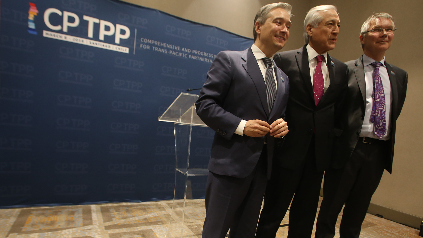 The Trans Pacific Partnership Is Dead Long Live The Trans Pacific