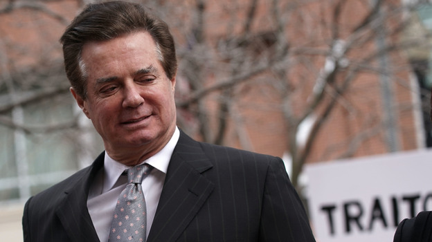 Paul Manafort pleads not guilty to conspiracy, tax and bank fraud charges