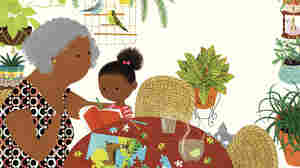 In Junot Diaz's 'Islandborn,' A Curious Child Re-Creates Her Dominican Roots