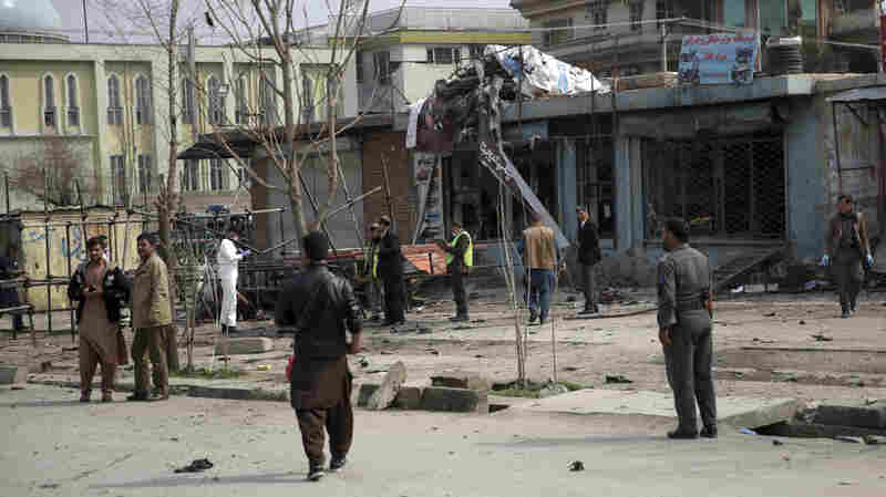 ISIS Claims Responsibility For Deadly Attack Aimed At Afghan Hazaras