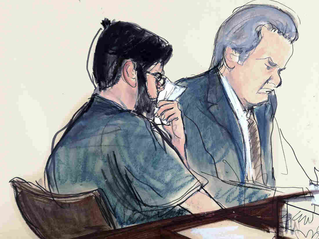 Martin Shkreli sentenced to prison