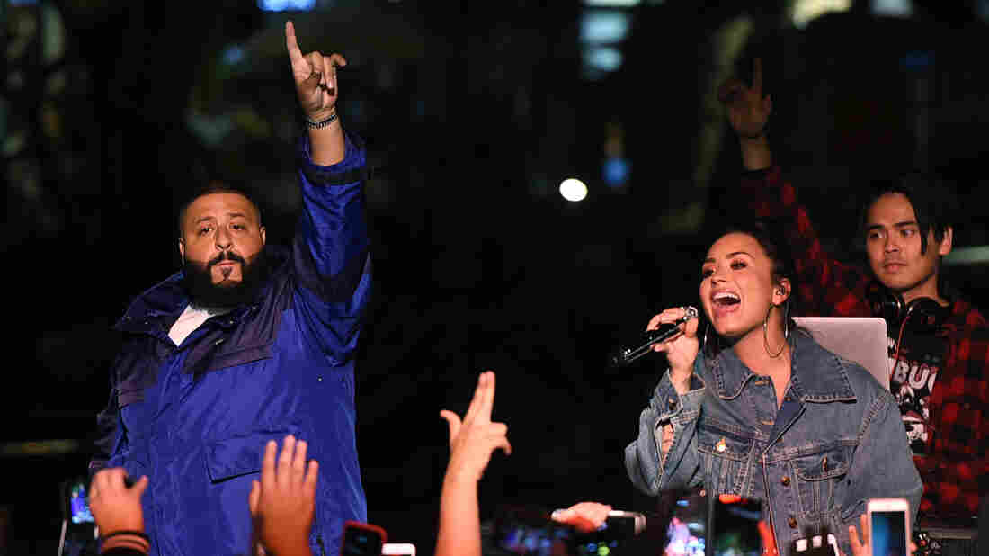 Demi Lovato And DJ Khaled Release 'I Believe' Video
