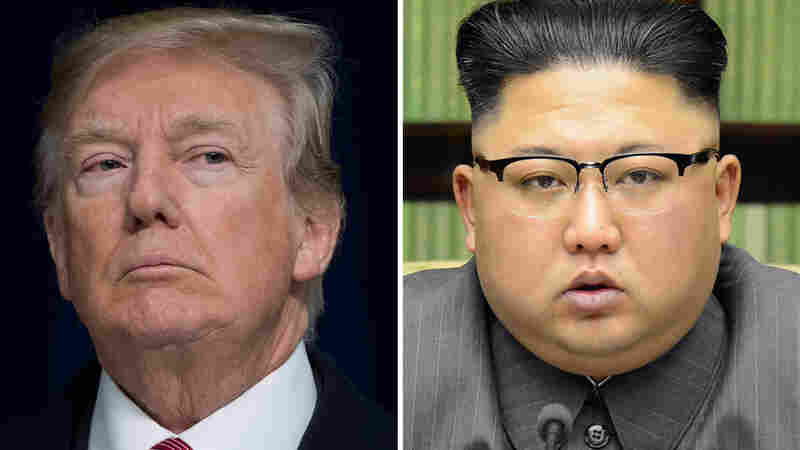 High Risk, High Reward For Trump's Meeting With North Korea's Kim Jong Un