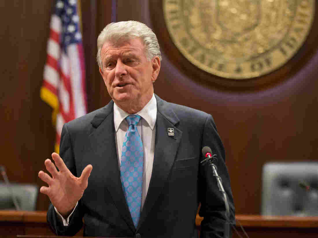 Idaho governor maintains support for non-ACA plans even after CMS letter