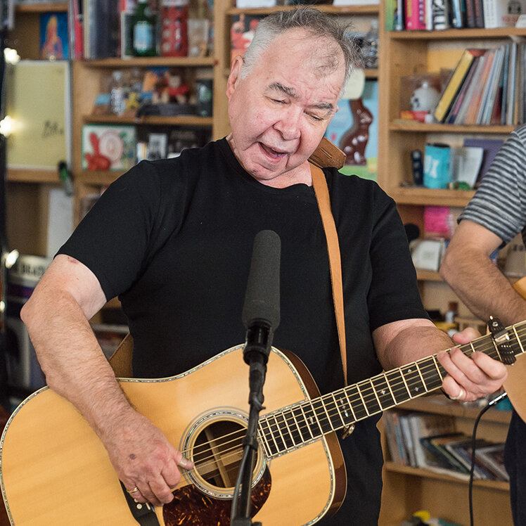 John Prine Dies At 73 After Developing Covid 19 Symptoms Npr
