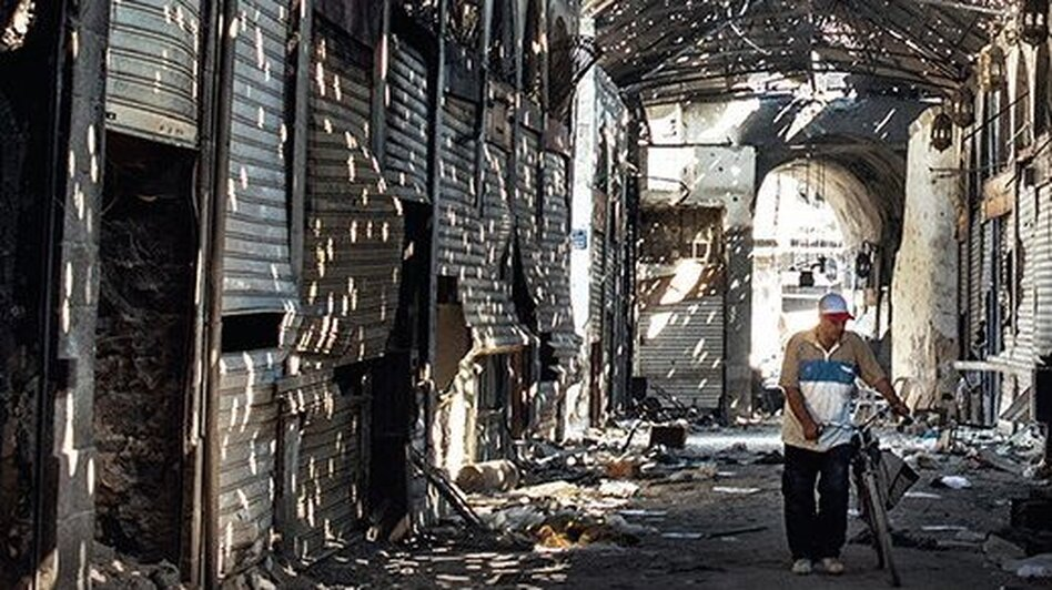 'No Turning Back: Life, Loss, and Hope in Wartime Syria' By Rania Abouzeid.