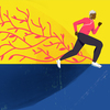 Hearts Get 'Younger,' Even At Middle Age, With Exercise