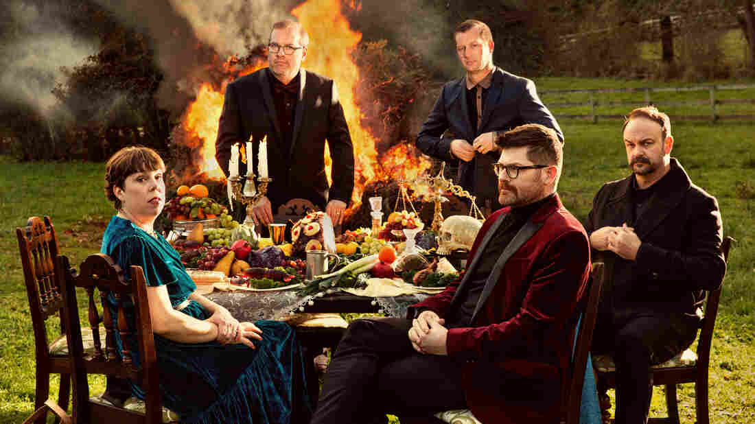 First Listen: The Decemberists, 'I'll Be Your Girl'