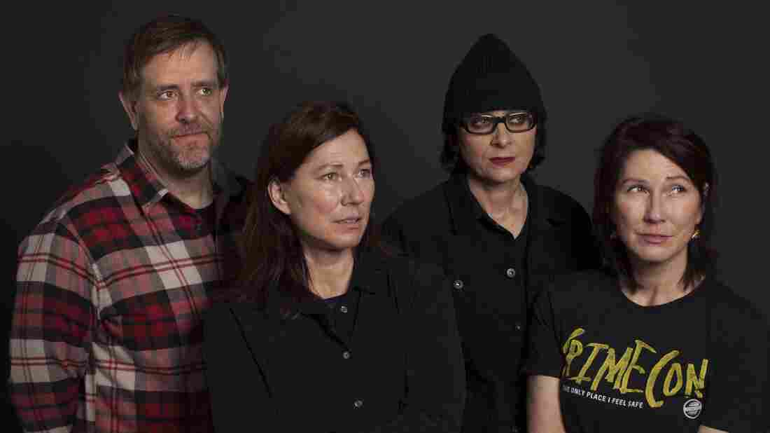 The Breeders Are 'All Nerve' After A Long Hiatus