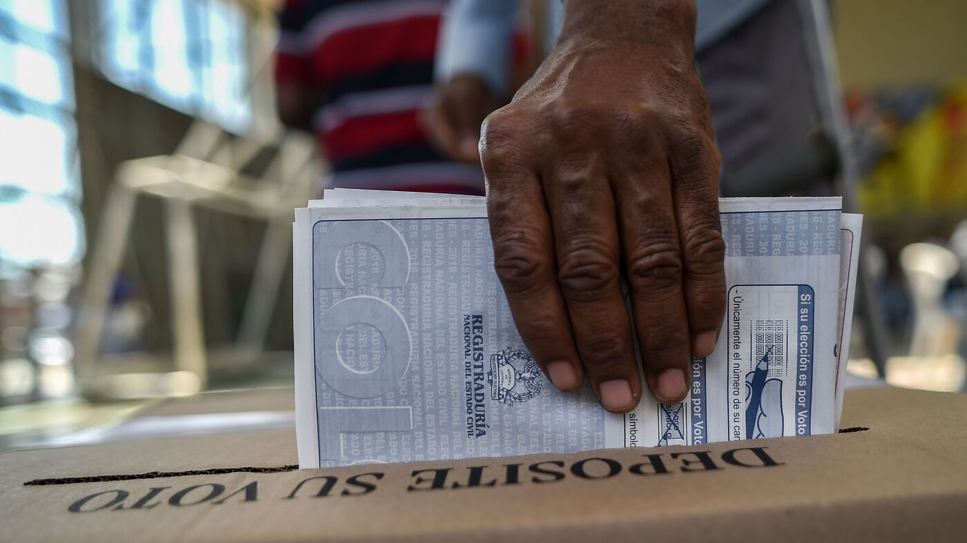 Former FARC Rebels Face The Ballot In Colombia Congressional Elections