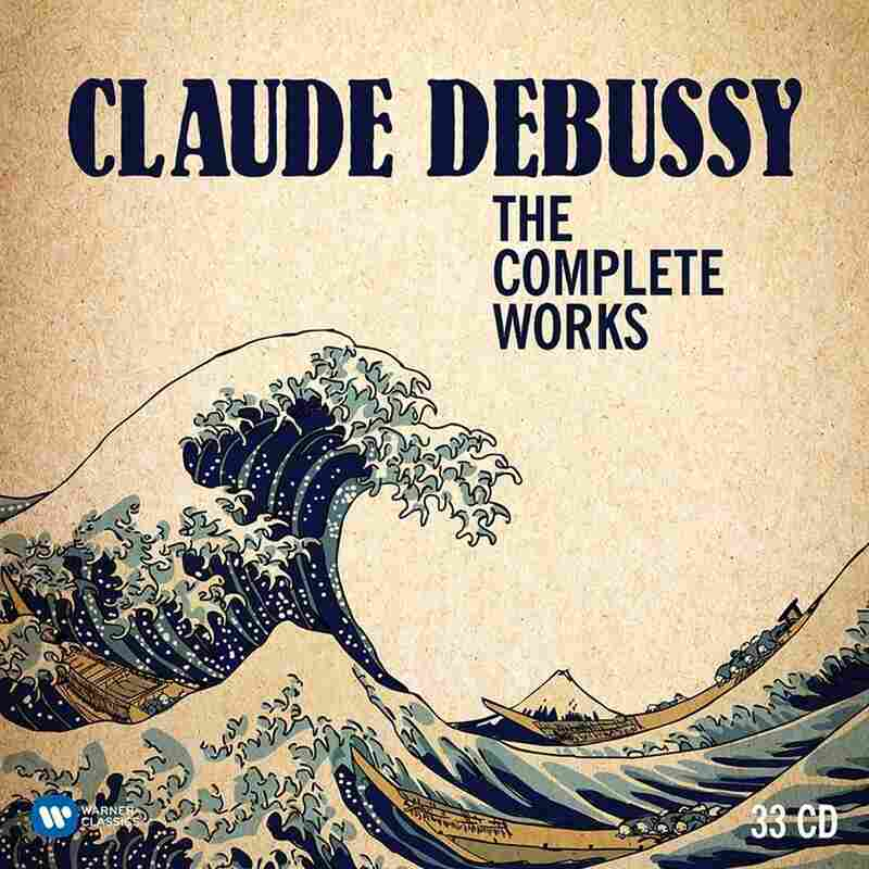 Debussy box set.