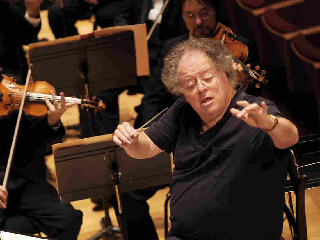 Metropolitan Opera Fires James Levine For Sexual Misconduct