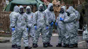 Nerve Agent Found In U.K. Is Rare And Definitely Russian