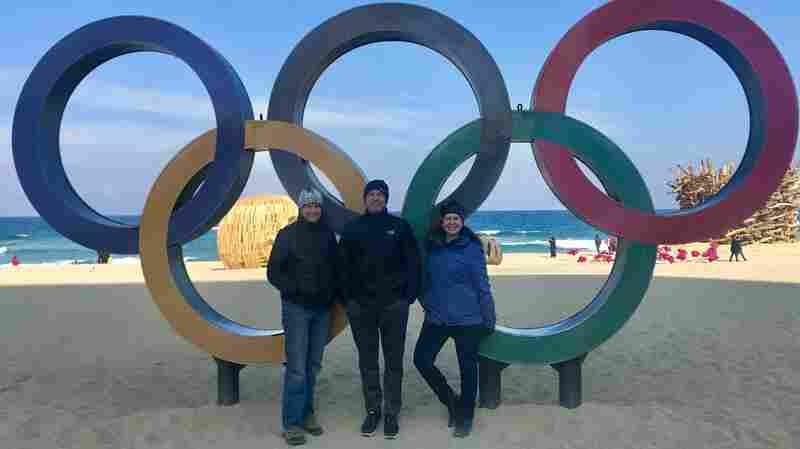 Q&A: Special Correspondent Melissa Block On NPR's 2018 Winter Olympics Coverage