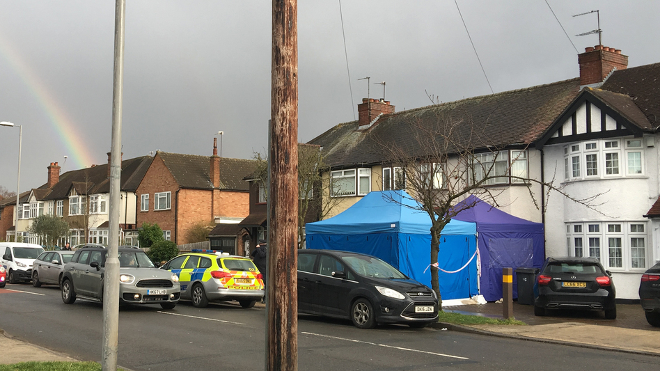Police are investigating at a residential address in southwest London on Tuesday, where the body of Russian businessman Nikolai Glushkov was found on Monday night. Glushkov, 68, was a close friend of former Russian oligarch Boris Berezovsky, a prominent critic of the Kremlin who was found dead in 2013.