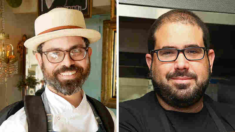 Two Puerto Rican Chefs Weathered The Worst; Now Honored By The Best