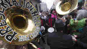 Case Closed: Preservation Hall's Missing Sousaphone Is Returned