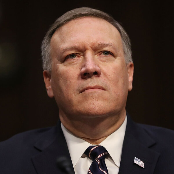 Tillerson Vs. Pompeo: What Trump's Cabinet Shake-Up Might Mean For Policy