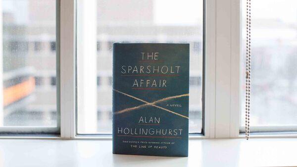 cover of The Sparsholt Affair by Alan Hollinghurst