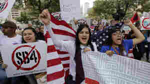 Court Ruling On Texas Anti-Sanctuary City Law Sets The Stage For More Legal Battles