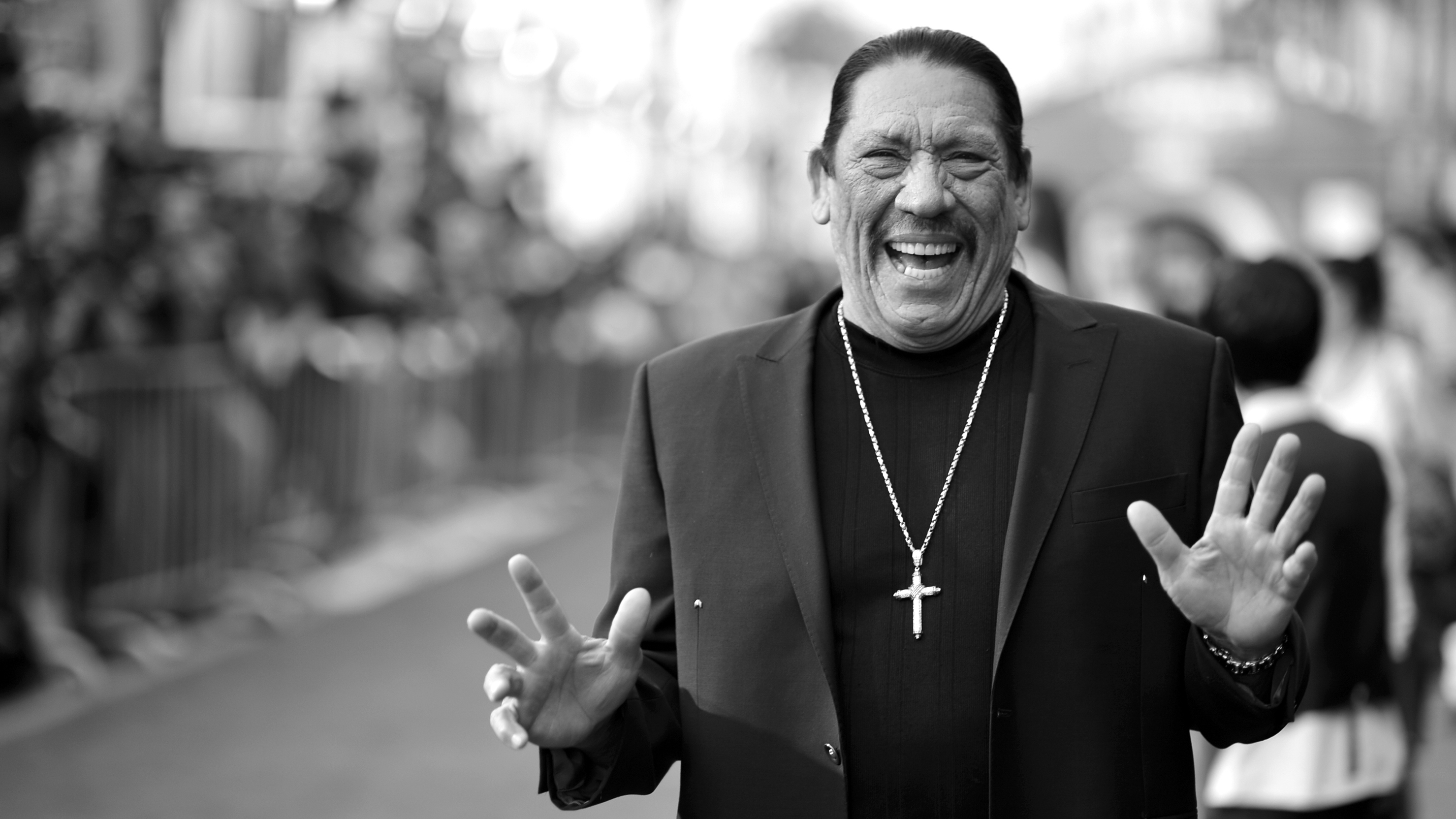 Danny Trejo On Acting, Addiction And Playing 'The Mean Chicano Dude'