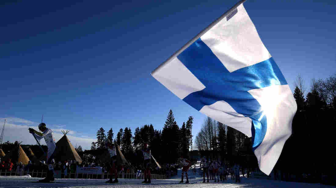 Life's Nice In The Nordic Ice: Finland, Neighbors Top U.N. Happiness Index