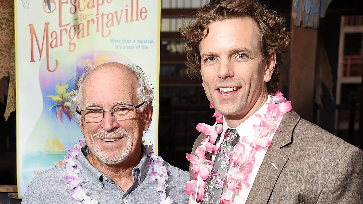 How Jimmy Buffett Brings 'Margaritaville' To Broadway : NPR